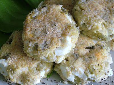 Smak Zdrowia: Kotlety jajeczne z kaszą jaglaną