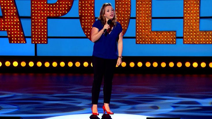 """Kerry Godliman On Being A """"Good"""" Parent - Live At The Apollo - BBC"""
