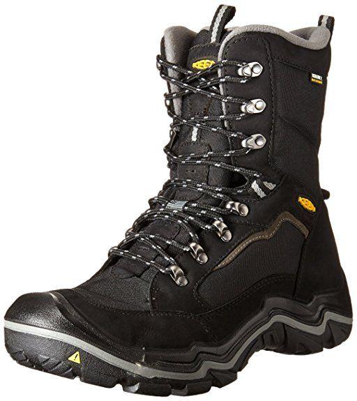 Amazon.com | KEEN Men's Durand Polar Hiking Boot | Snow Boots