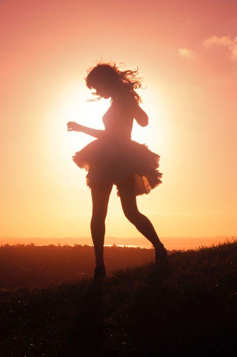 Carefree dancer.....