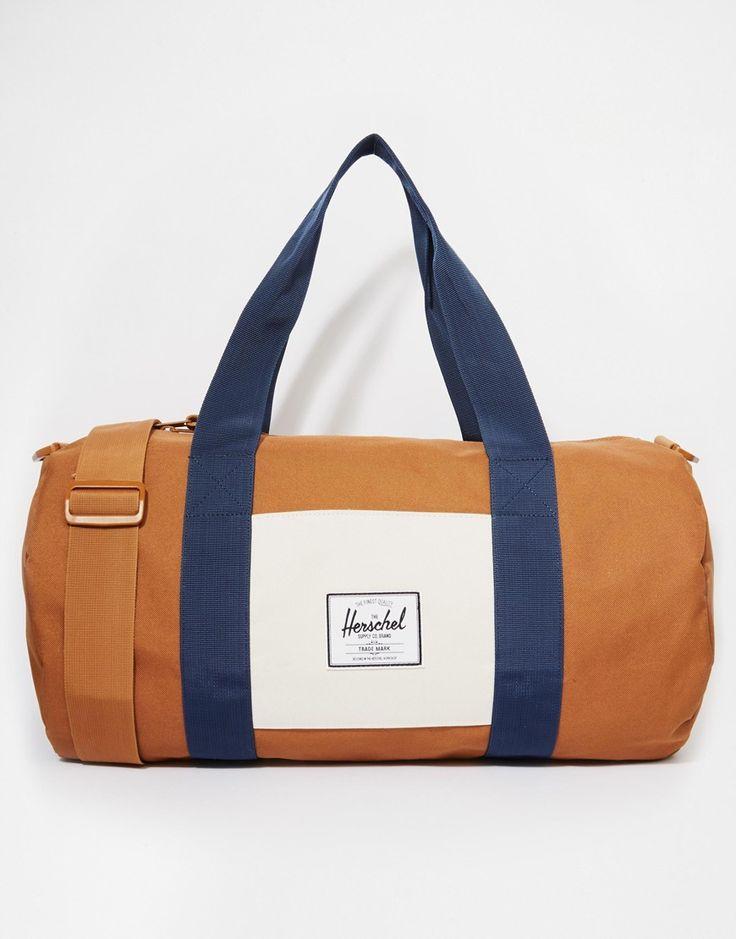 Herschel Supply Co 22L Sutton Mid Volume Barrel Bag