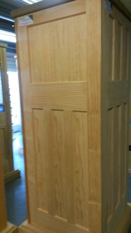 BUY  HALLWAY /STUDY Clear pine 1930s 4 panel door deals. GET OAK £ & 70 best DOOR DEALS images on Pinterest   Lever door handles Door ...