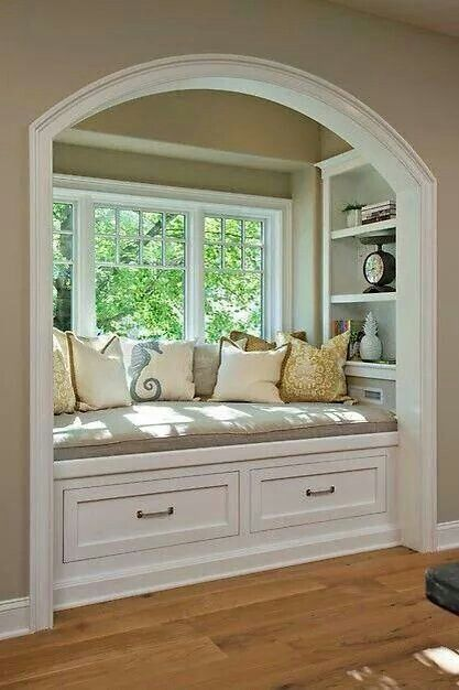 Relaxing window