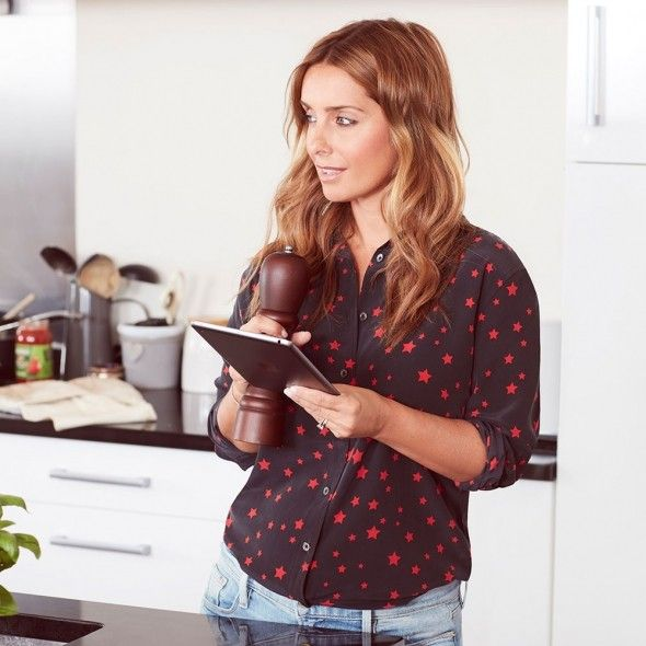 Louise Redknapp opens up about Strictly and family life