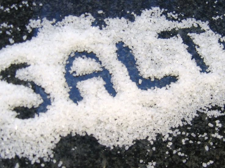 Sodium is something i'm under in. It is used for hydration and nerve transmissions. I can cut back by not putting as mush salt on my foods