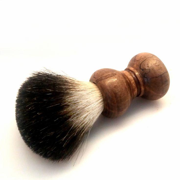 handcrafted shaving brush