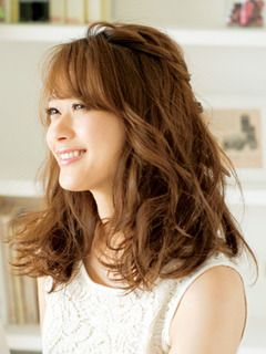 コンサバ女子に人気なヘアスタイル♡お嬢様風編み込みのアレンジ♬参考にしたいカット・髪型♬