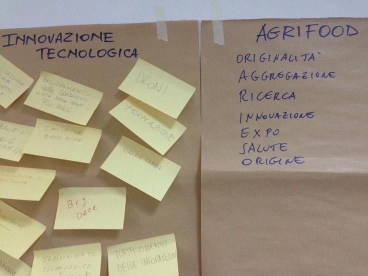 review tavoli tematici #agricoltura @RegioneLazio #innovalagricoltura #livelazio