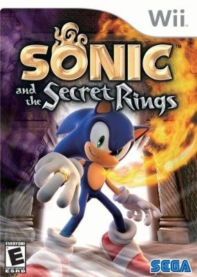 awesome Sonic and the Secret Rings - Nintendo Wii - For Sale Check more at http://shipperscentral.com/wp/product/sonic-and-the-secret-rings-nintendo-wii-for-sale/