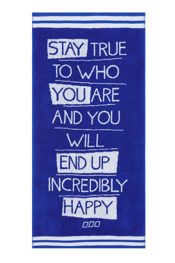Incredibly Happy Sweat Towel | Gym Towels | Accessories | Styles | Shop | Categories | Lorna Jane Site