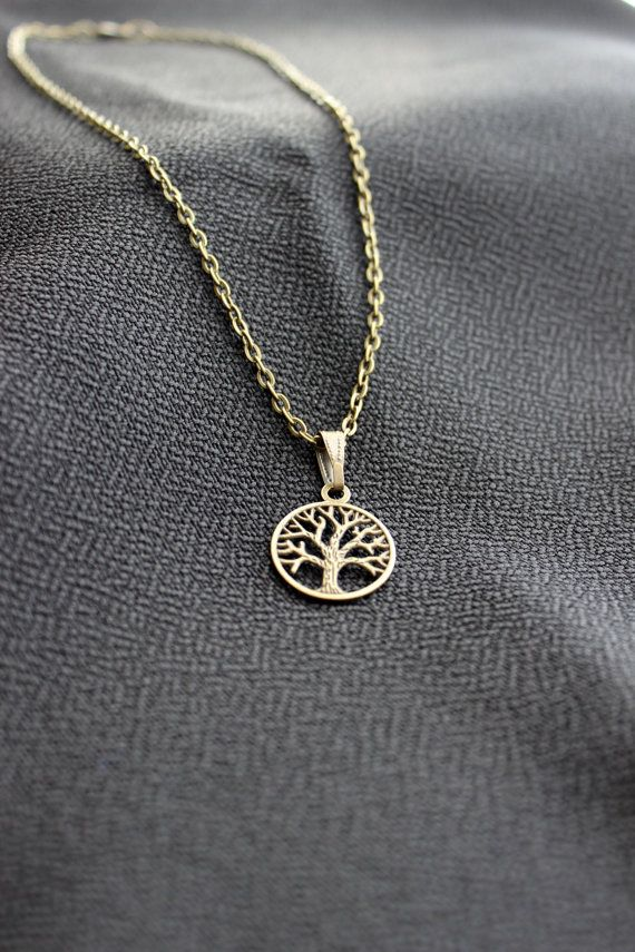 Once Upon a time Regina Apple Tree  Necklace by CositasCreativas, £8.00