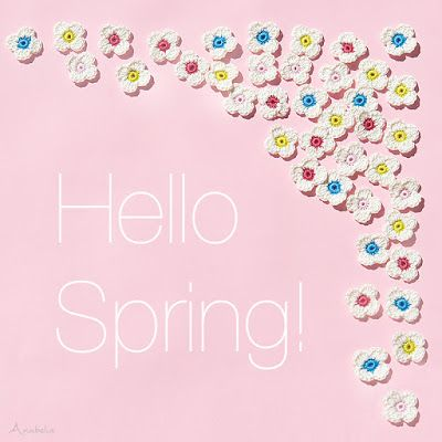 Hello Spring!           Anabelia Craft Design