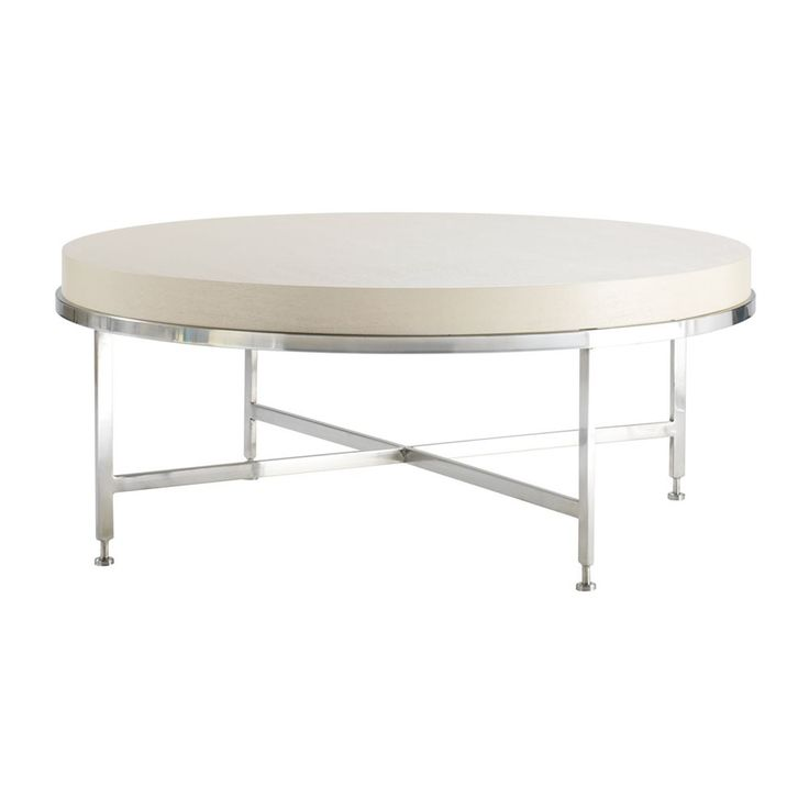Shop Allan Copley Designs  20601-01R Galleria Round Cocktail Table at ATG Stores. Browse our coffee tables, all with free shipping and best price guaranteed.
