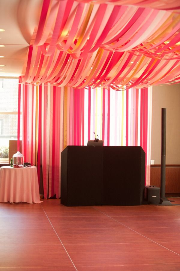 Pink Ombre & Gold Bat Mitzvah NYC {Bat MItzvah Planner: Florie Huppert Design, Photographer: 5th Avenue Digital} - mazelmoments.com-