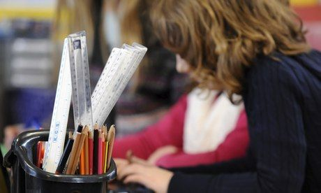Teaching assistants help keep teachers' stress and workload levels in check and offer support to special educational needs students. Photograph: Dominic Lipinski/PA