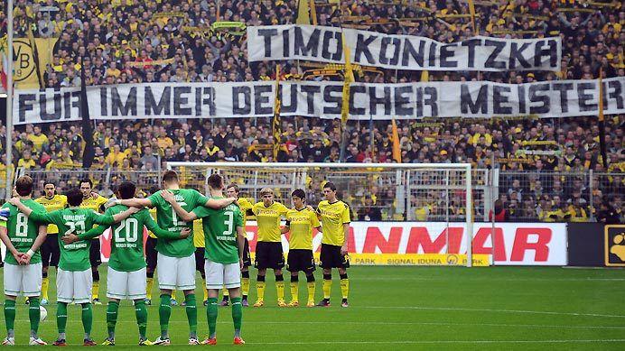 Prediksi Bola Borussia Dortmund vs Werder Bremen 23 Mei 2015