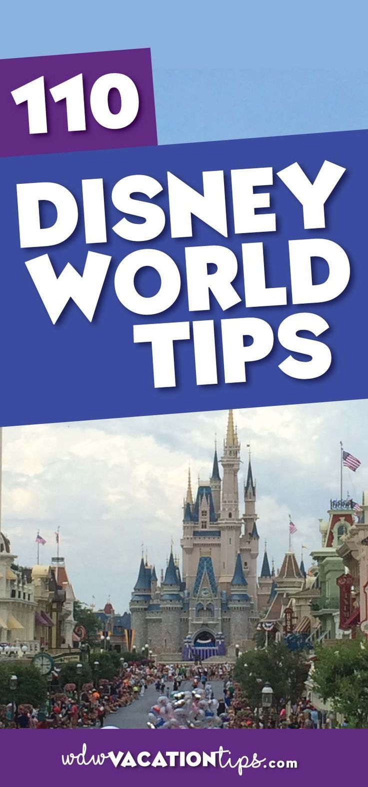 Disney Vacation Tips that will let you be prepared for your vacation. Get inside information and tips from locals. So you can have an amazing Disney vacation.