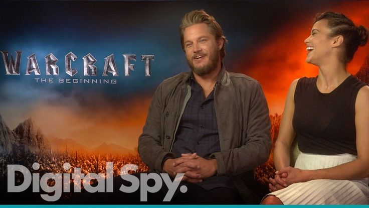 Warcraft cast on the game's first movie The Beginning