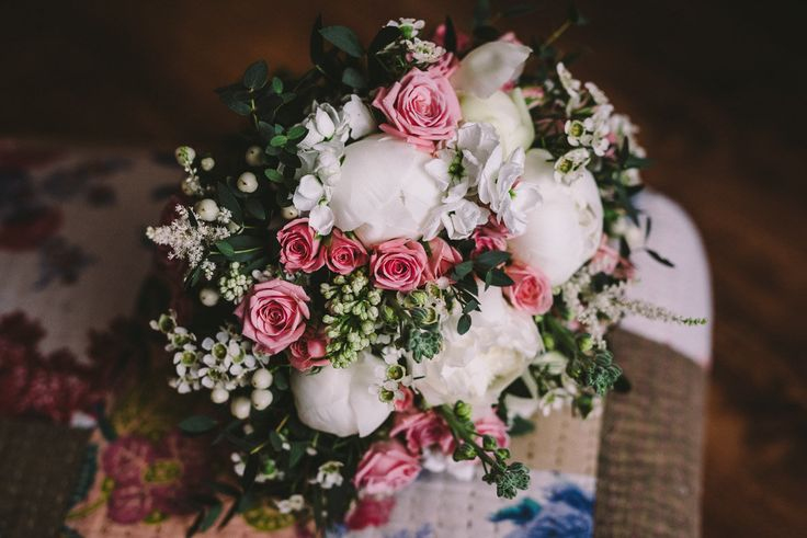 INNA Studio_kwiaty na ślub / bukiet śluby / bridal bouquet / fot. Julia Wojciechowska Fotografia