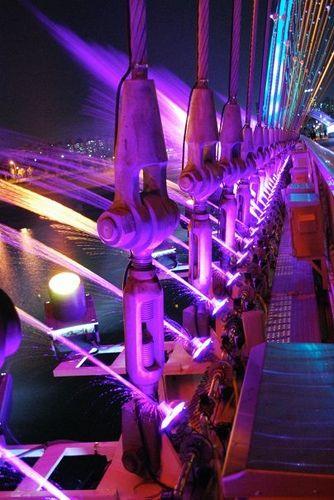 Expo Bridge - Daejeon, South Korea
