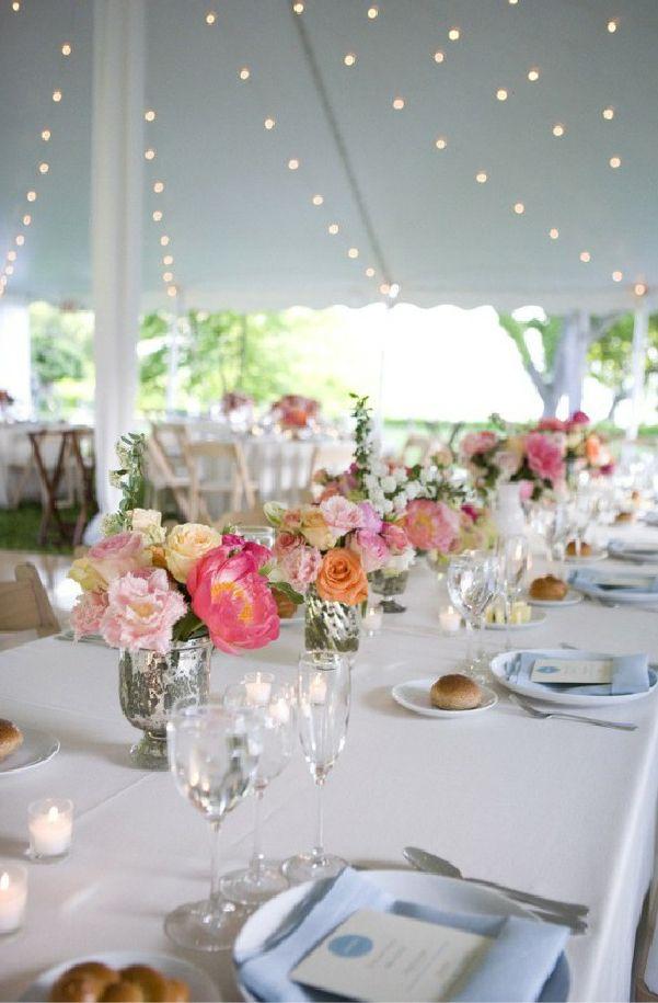 Si te casas en una boda de día y al aire libre no olvides poner una carpa ¡Te doy más consejos! #bodas #elblogdemaríajosé #bodadía #weddings