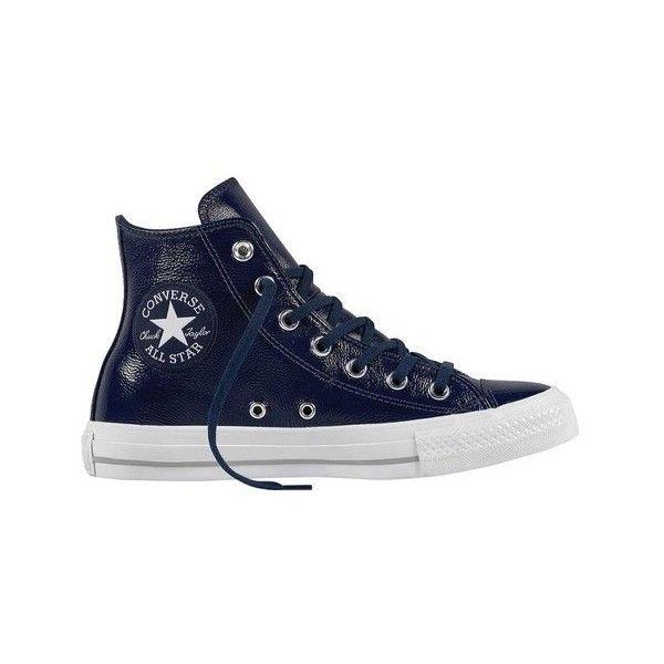 Converse All Star Tous Les Brevets Étoile Salut / Daim High-tops Et Baskets jQ5zPX