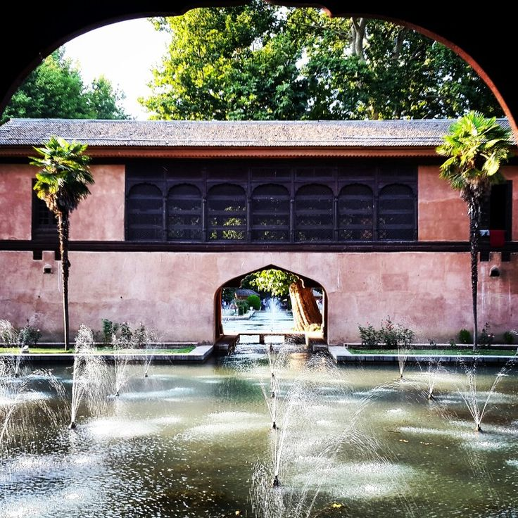 Achabal, Islamabad (aka Anantnag), Kashmir. #Mughal #gardens