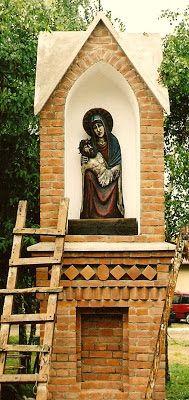 rzeźbiarz warmiński: rzeźby sakralne