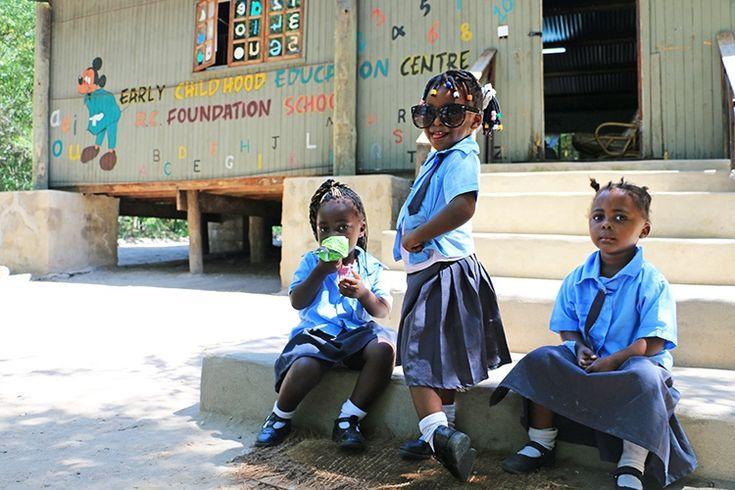 The Katombora Kids #brickbybrick @royalchundu http://www.royalchundu.com/en/help-us-build-a-new-school-brick-by-brick/