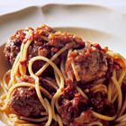 spaghetti met gehaktballetjes van john torode