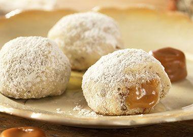 Caramel Surprise Cookies