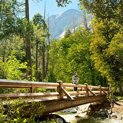 23 places to welcome Spring: 23 Place, Hiking Trail, Yosemite Parks, Yosemite National Park, National Parks, 30 Place, 45 Hiking, Outdoor Adventure, Vernal Fall