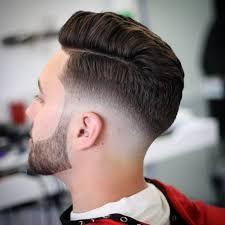 Bildergebnis für low fade comb over