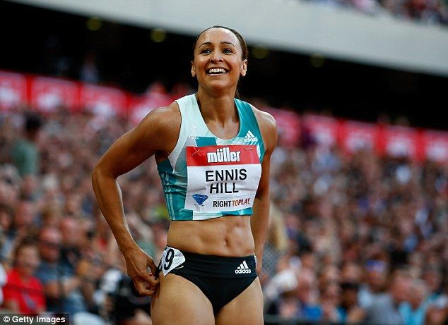 Jessica Ennis-Hill could help Team GB replicate London 2012's Super Saturday on August 13