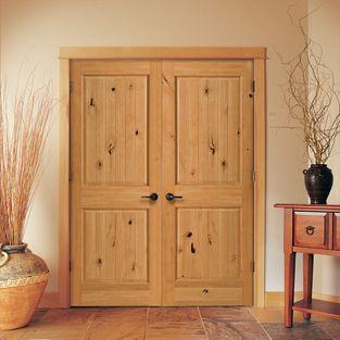 Knotty Alder Doors By Homestory Doors Homestory