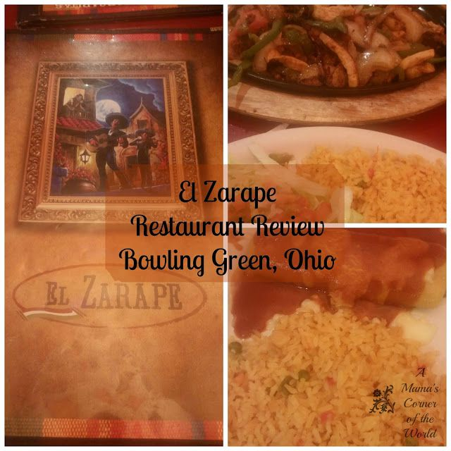#Restaurant #Review: El Zarape in Bowling Green, Ohio #familytravel #BGSU