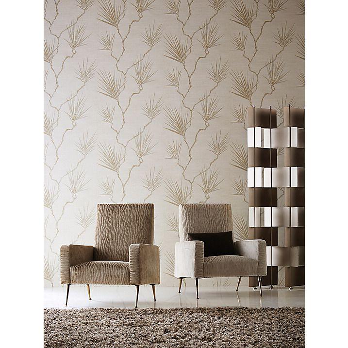 Buy Anthology Peninsula Palm Wallpaper, 110821 Online at johnlewis.com