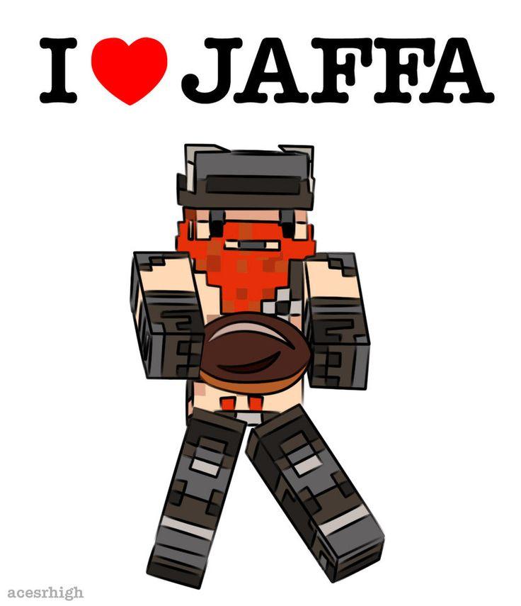 YogsCast Fanart - Honeydew I <3 Jaffa
