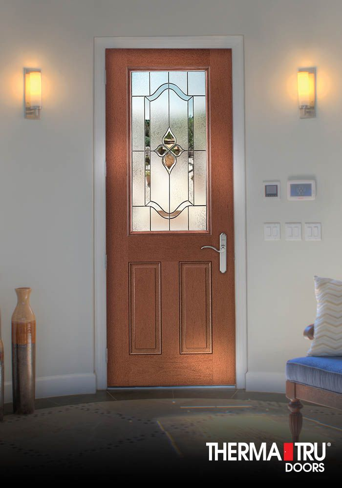 16 best fiber classic mahogany collection images on for Buy therma tru doors online