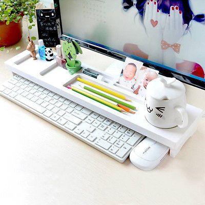 1-Tidy-Multifunction-Desktop-Storage-Rack-Desk-Organizer-Storage-Holder-Shelf
