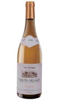 """MyGoodWines - Mâcon-Villages """"Les Granges"""" Maison Guyot - Vin du Mâconnais"""