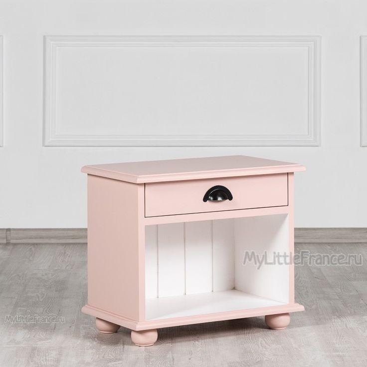 Тумбочка Aliette - Тумбочки, туалетные столики - Спальня - Мебель по комнатам My Little France
