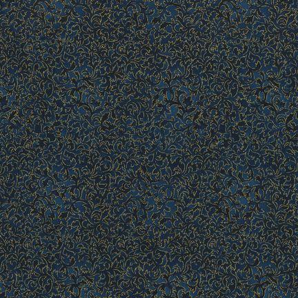 Robert Kaufman Fabrics: EYJM-6644-213 TEAL from Fusions® 6644