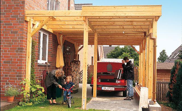 Joda Carport Selbst De Carport Holz Carport Carport Bauen