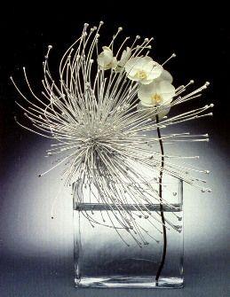 Estetyczno filizoficzne aspekty sztuki układania kwiatów w Japonii | Japonia. Ikebana