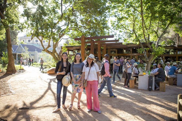 Company Gardens, Cape Town, South Africa. Brunch or lunch for adults & hours of fun for kids at the Company Gardens Restaurant.