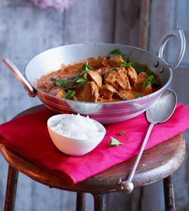 Chicken Tikka Masala - Rezepte - [LIVING AT HOME]