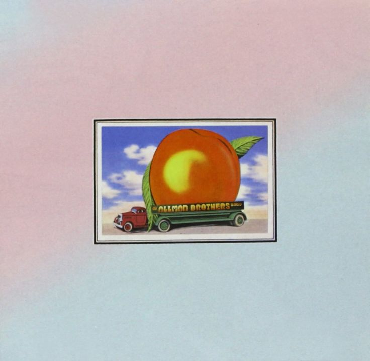 February 2017 - 45th anniversary of Allman Brothers Band Eat a Peach album