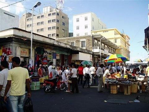 Capitale Île Maurice – Port-Louis, la plus grande ville de Maurice