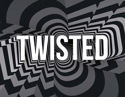 """Check out new work on my @Behance portfolio: """"Twisted Flyer"""" http://be.net/gallery/50686149/Twisted-Flyer"""